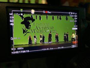 Lee más sobre el artículo Doce Media producciones hará el streaming en directo del festival de cante jondo «antonio mairena»